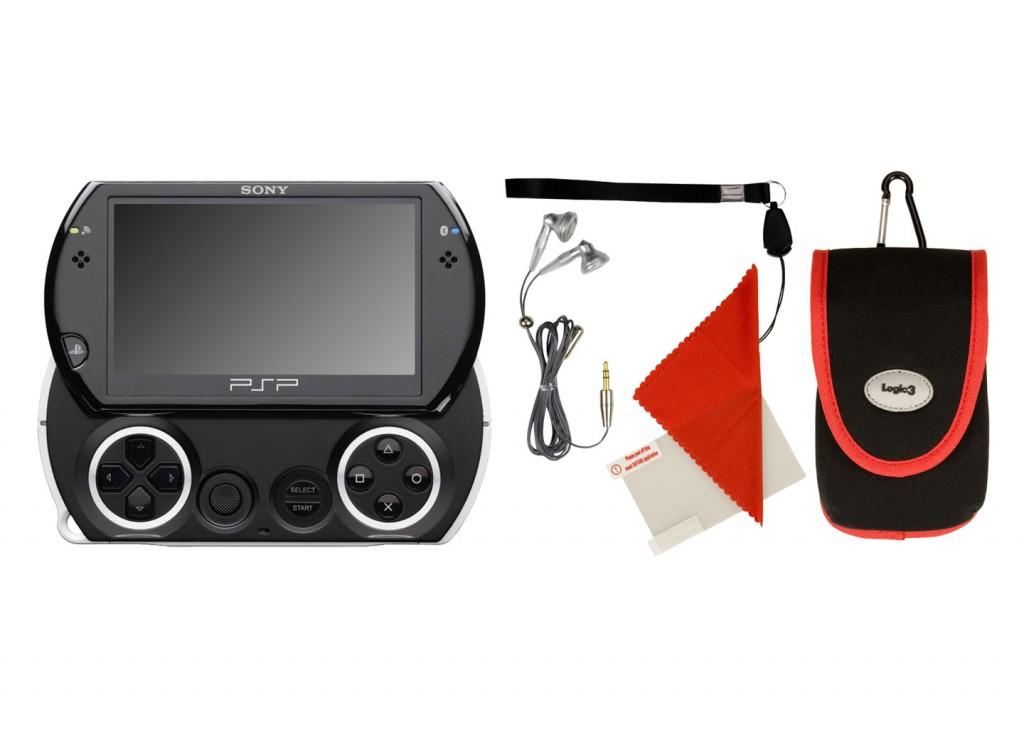 Sony PSP go PSP Starter Kit